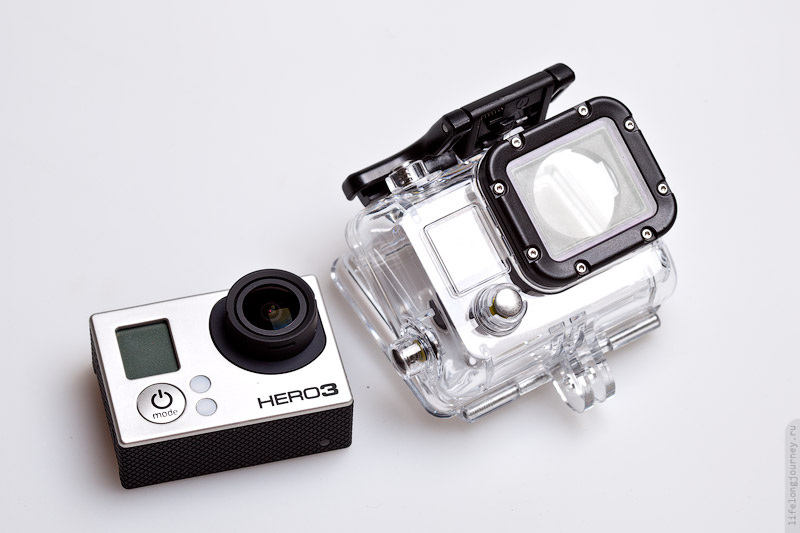 GoPro Hero3 + Box