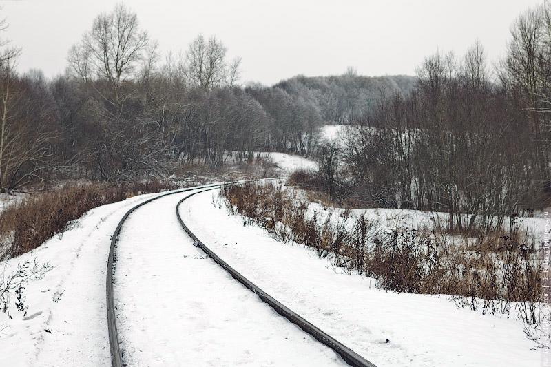 Зима в Смоленске
