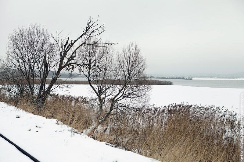 Озеро у ТЭЦ
