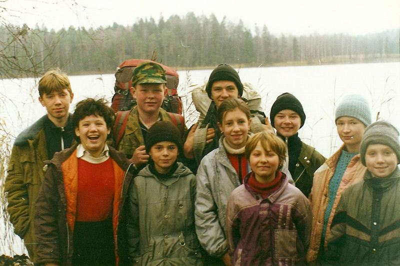 Озеро Лошамье. Нац.парк Смоленское Поозерье
