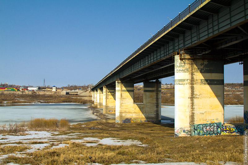 Мост у Калуги