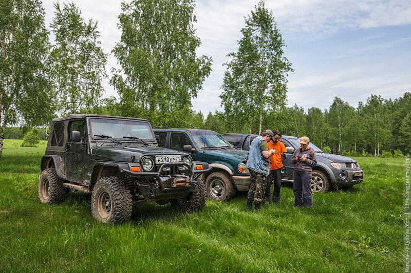 Лайт-поездка в Калужскую область