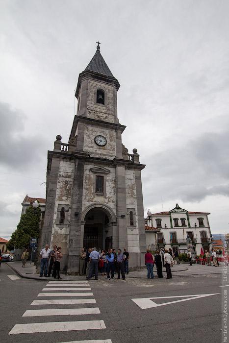 Церковь Мурос де Налон