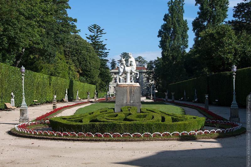 Сад в Эль Пито