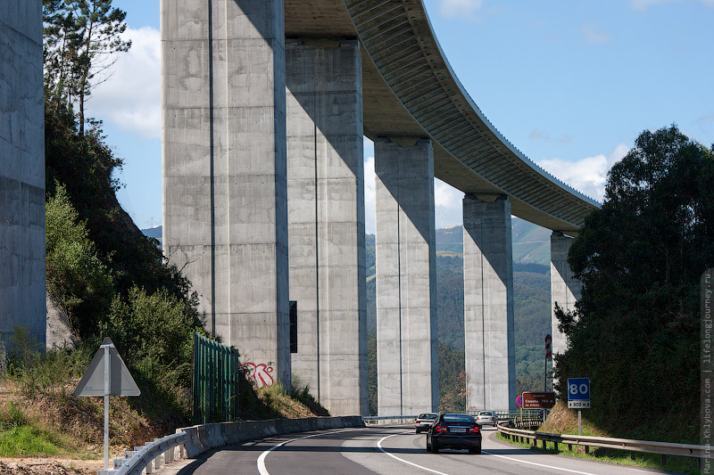 Мосты в Испании