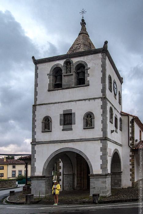 Церковь в Шото де Луиньи
