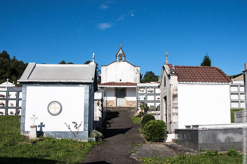 Испанское кладбище