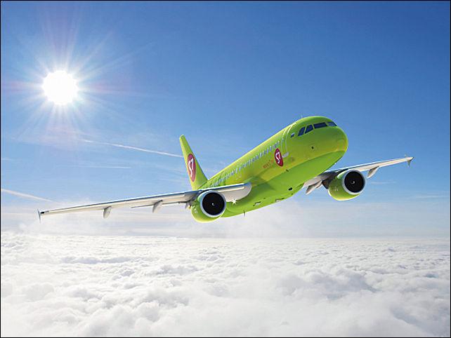 Бесплатные мили от S7 Airlines