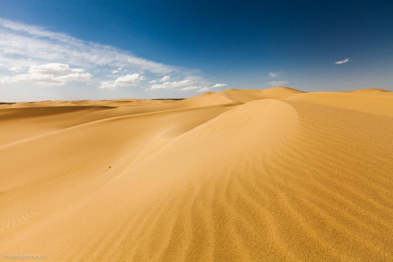 Пески Туйесу