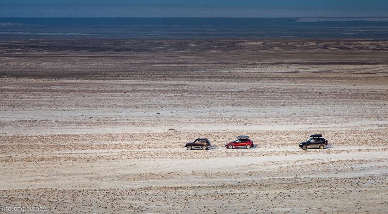 Каменистая пустыня - гамада