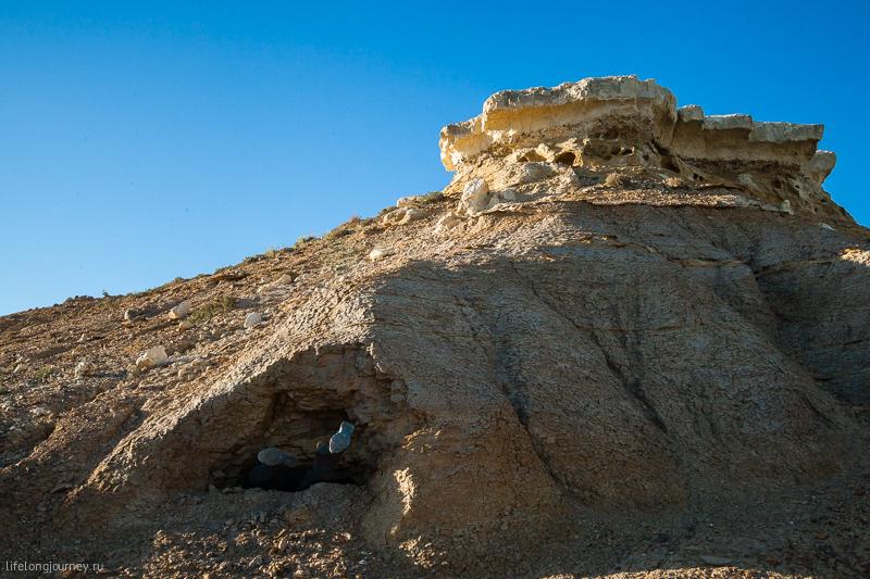 Пещера на Актолагае